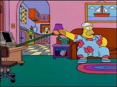 Homer-Simpson-At-The-Computer