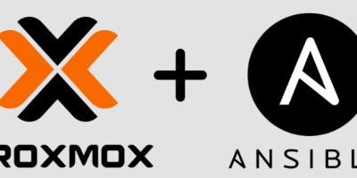 proxmox + ansible